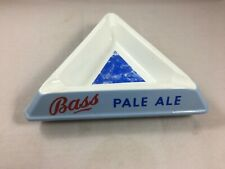 Gros Ancien Cendrier vintage bar bistro ashtray ads Bière beer Bass Stout Pale