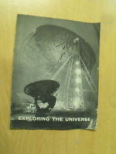 Exploring the Universe Booklet