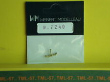 Détaillage WEINERT HO Laiton - INDUSI Double Aimant de voie - ref 7240