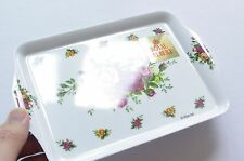 Royal Albert OLD COUNTRY ROSES Serving Tray Rectangle Small Size Coffee Tea