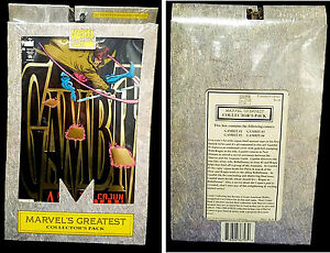 Gambit #1-4 Comic Set Marvel Comics Greatest Collector's Pack 1993 Amricons
