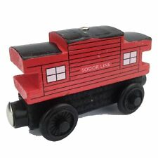 (Free shipping) New Thomas & Friends - *Red Line Caboose* - #56