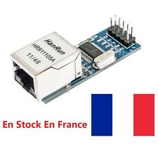 Mini module ethernet ENC28J60 AVR STM32 Arduino PIC SPI LAN Network Stock France