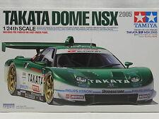 TAMIYA 24291 PLASTICA-MODELLO KIT HONDA Takata Dome l'NSX 2005 m.1:24
