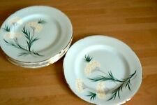 6 Stunning Vintage Royal Grafton Bone China Tea / Side Plates