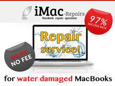Macbook Air Liquid Damage Repair Service
