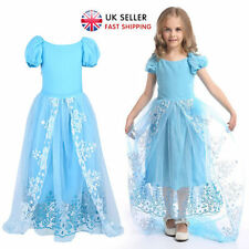 Unbranded Tulle Christmas Fancy Dresses for Girls