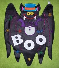 "Bat Halloween Garden Flag by Nce #70667, 15.5"" x 16"""