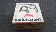 Landrover Defender Serie Defa Motorheizung 111 Motorwärmer NOS VW TOYOTA FORD