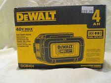 DeWalt DCB404 40v Max Lithium Ion Battery Pack NEW!!