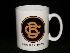BN Crossley Bro's Logo Stoneware Mug, Stationary Engine Mug,