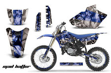 YAMAHA YZ 85 Graphic Kit AMR Racing # Plates Decal Sticker YZ85 Part 02-13 MHBS