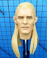 Sideshow 1:6 Lord Of The Rings Legolas Greenleaf Figure - Orlando Bloom Head