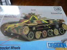"Dragon Armor Chinese IJA Type 97 ""Chi-Ha""Tank 1/72 Diecast 60429"