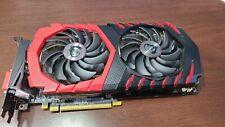 MSI GAMING Radeon RX 470 GDDR5 4GB CrossFire (Radeon-RX470-Gaming X-4G)