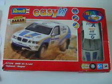 """Revell Easykit """"paris dakar"""" BMW X5 (alphand / magne) 1:32"""