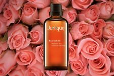 50%OFF Jurlique Rose Moisturising Body Oil 100ml LTD Hydrate Energise *FreePost