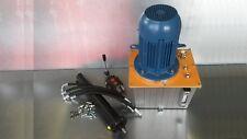Hydraulikpresse 25 Tonnen Umbausatz mit Zylinder und Hydraulikaggregat