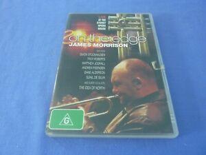 James Morrison - On The Edge Live at the Sydney Opera House DVD Region 0