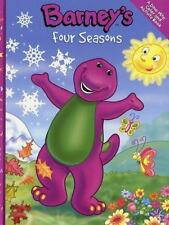Barney & Friends Barney's Four Seasons Color and Activity Book Paperback 1999