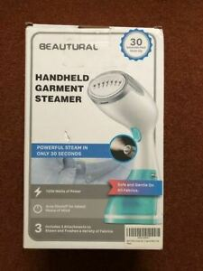 Beautural Clothes Steamer Handheld Garment Steamer portable 1200W