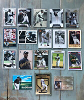 Frank Thomas 18 Card Lot - 15 Base + 3 Insert; HOF, MVP, White Sox, The Big Hurt