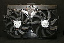 Original NEU Audi A4 A5 A6 A7 Doppellüfter Lüfterrad Kühle 8K0121003P 8K0959501G