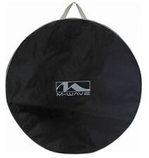 M-Wave Laufradtasche schwarz gepolstert 29 Zoll Felgentasche Tasche