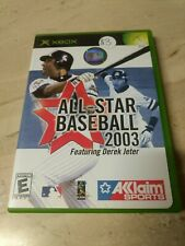 All-Star Baseball 2003 XBOX
