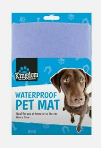 Waterproof Pet Mat Cat Dog Bed Car Home Mattress Heavy Duty Cover Blanket G080