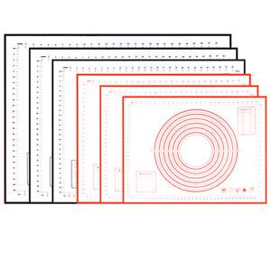 81.3cmx61cm XL IN Silicone Per Cottura Opaco Misurazioni Antiaderente/Scivolata