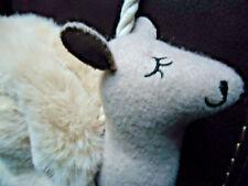 New Zara Furry Llama Bag faux fur crossbody w/pompoms, Zara Girl Kids purse Nwts