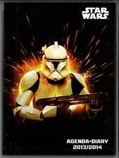 STAR WARS - Agenda / Diary 2013-2014 - Clone Trooper - NEUF