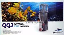 Bubble Magus QQ2 hang on internal nano protein skimmer aquarium pump UK plug
