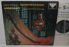 SXL 2086 Rimsky-Korsakov Scheherazade Paris Conservatoire Ansermet ED1 WBG BBB