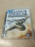 Blazing Angels 2 Secret Missions Of WWII PlayStation 3 PS3