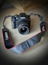 Canon EOS Rebel T2i 18.0MP Digital SLR Camera w/ 18-55mm IS Lens + travel case