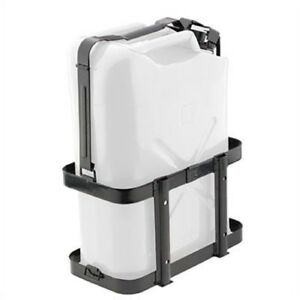 Smittybilt 2798 Jerry Gas Can Holder Universal Black