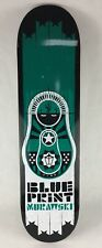 "BLUEPRINT skateboards deck 7.875"" RARE quality Marty Marawski Babushka"