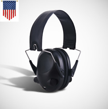 Electronic Hearing Protector Noise Canceling Ear Muffs Shooting Tactical Headset