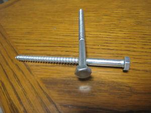 The best fasteners Hot Dip Galvanized 250 5//16x6 Hex Lag Screws