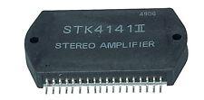 Sanyo Power amplifier 2x25 W 26 V .04% 50 KHz