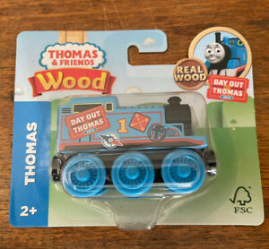2019 Fisher Price Thomas Train Wooden Day Out with Thomas! NEW!