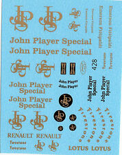 Decalbogen, Decal John Player Special (428)