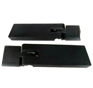Ford Kuga MK I Boot Luggage Compartment Hinge Covers Pair 2008/12