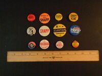 Vintage Pa. Political Campaign Buttons for govenor, U S senator, U S rep(12items
