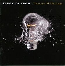 Because of the Times by Kings of Leon (CD, Apr-2007, RCA)