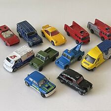 CORGI Vehicles Collectable Renault 5 Turbo Ford Transit Michelin London Taxi