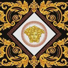 Designer Inspired Art Nouveau Vintage Ceramic Tile Trivet Majolica Reproduction