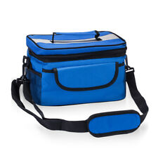 Insulated Lunch Bag Box for Women Men Work Office Thermos Cooler Hot Cold Food